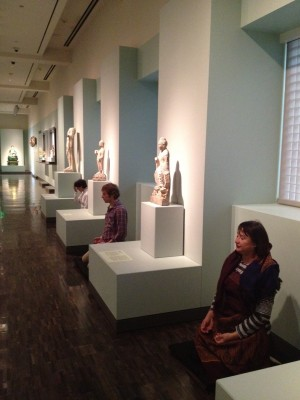 Asian Art Museum meditation